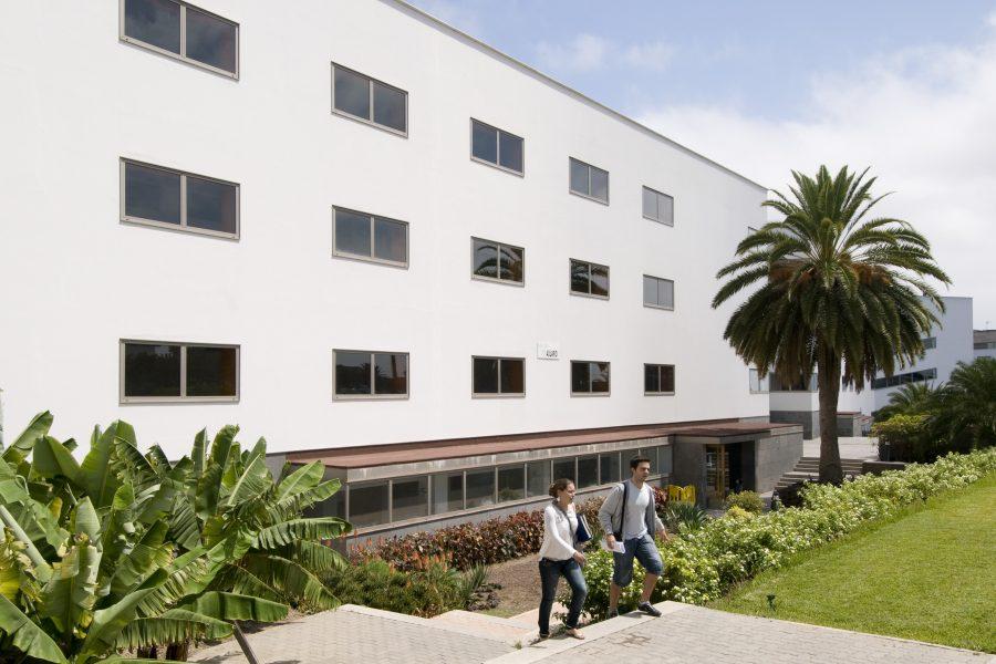 Aulario Ciencias Económicas y Empresariales | Foto: ULPGC
