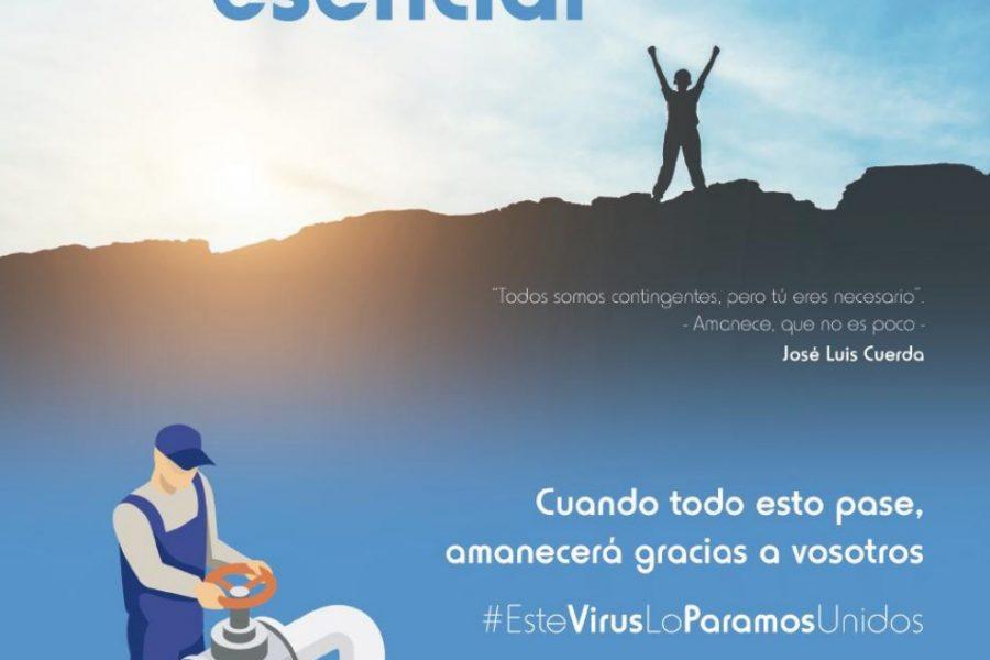 Foto de la campaña de EMALSA