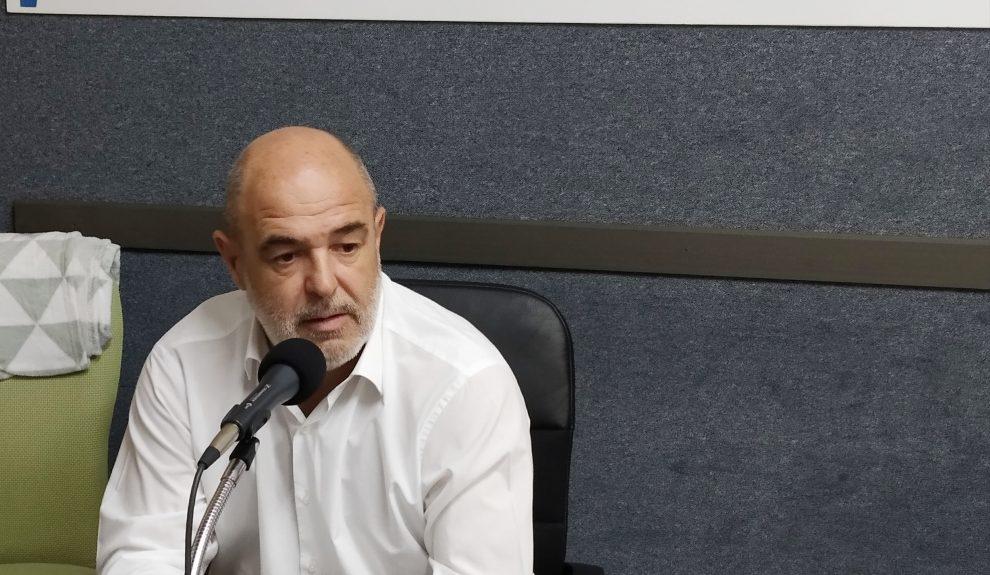 José María Mañaricúa   Foto: ARCHIVO