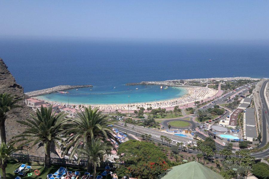 Playa de Amadores, Gran Canaria | Foto: ARCHIVO