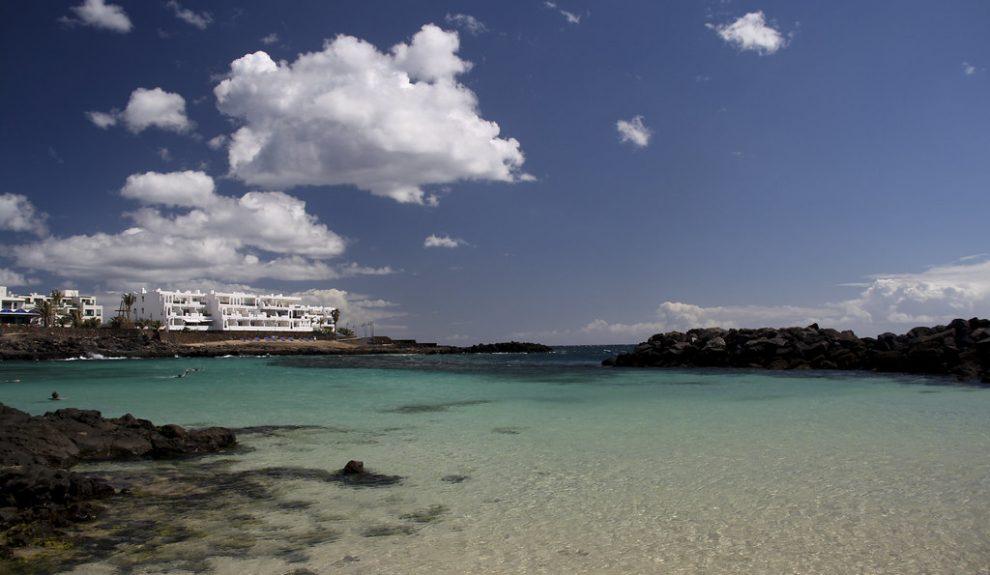 Playa de las Cucharas, Teguise
