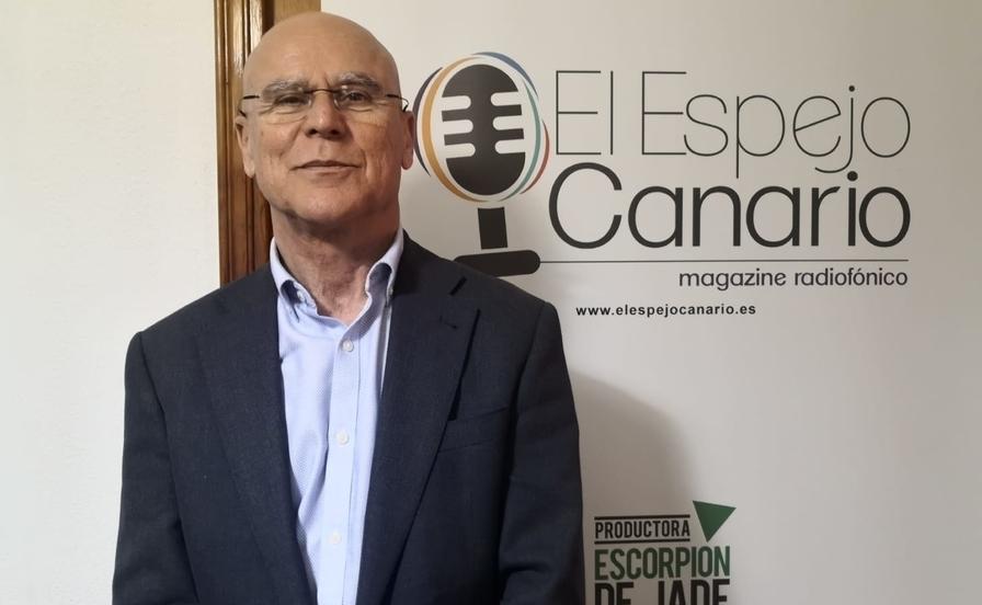 Rafael Yanes | Foto: ARCHIVO EL ESPEJO CANARIO