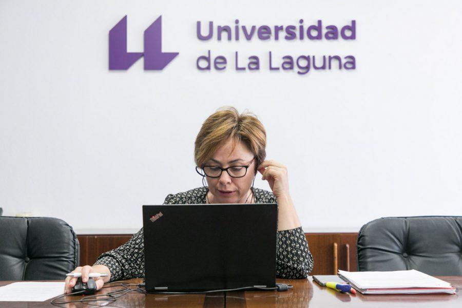 Rosa María Aguilar | Foto: UNIVERSIDAD DE LA LAGUNA