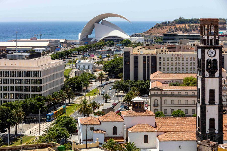 Santa Cruz de Tenerife | Foto: AYUNTAMIENTO DE SANTA CRUZ DE TENERIFE