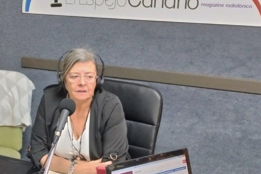 Mercedes Fernández Couto | Foto: ARCHIVO EL ESPEJO CANARIO