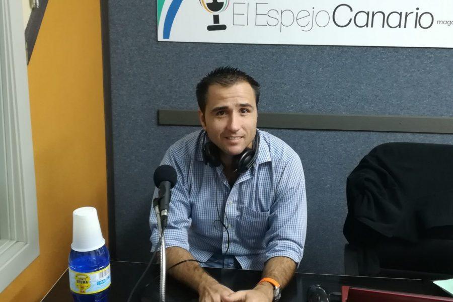 Ángel Sabroso | Foto: ARCHIVO EL ESPEJO CANARIO