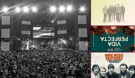 PHE Festival y contenidos de la sección   Composición: EL ESPEJO CANARIO