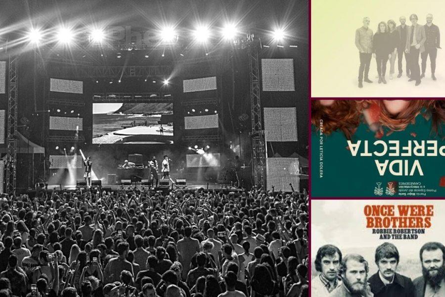 PHE Festival y contenidos de la sección | Composición: EL ESPEJO CANARIO