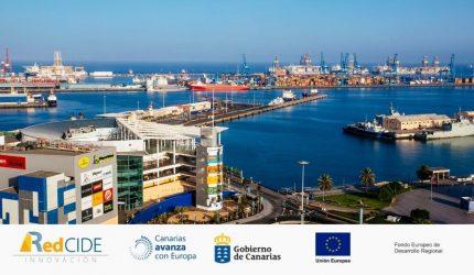 Panorámica Puerto de La Luz y Las Palmas | Foto: PUERTOS DE LAS PALMAS
