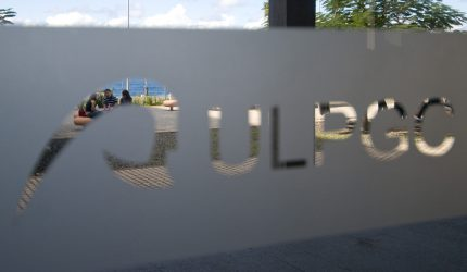 Placa ULPGC | Foto: ULPGC