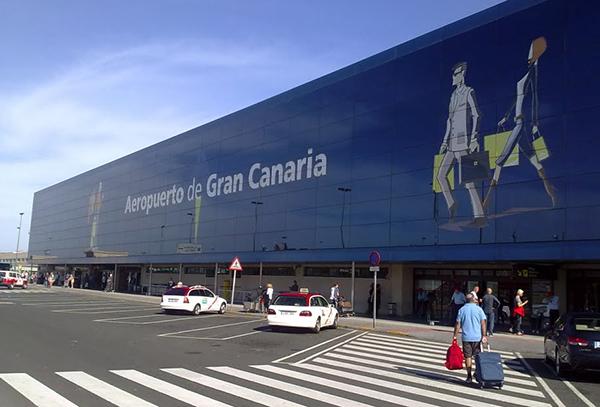 Aeropuerto de Gran Canaria | Foto: PXHERE