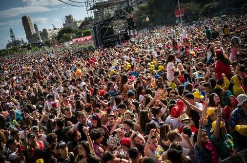 Carnaval de Día de Santa Cruz de Tenerife | Foto: ARCHIVO