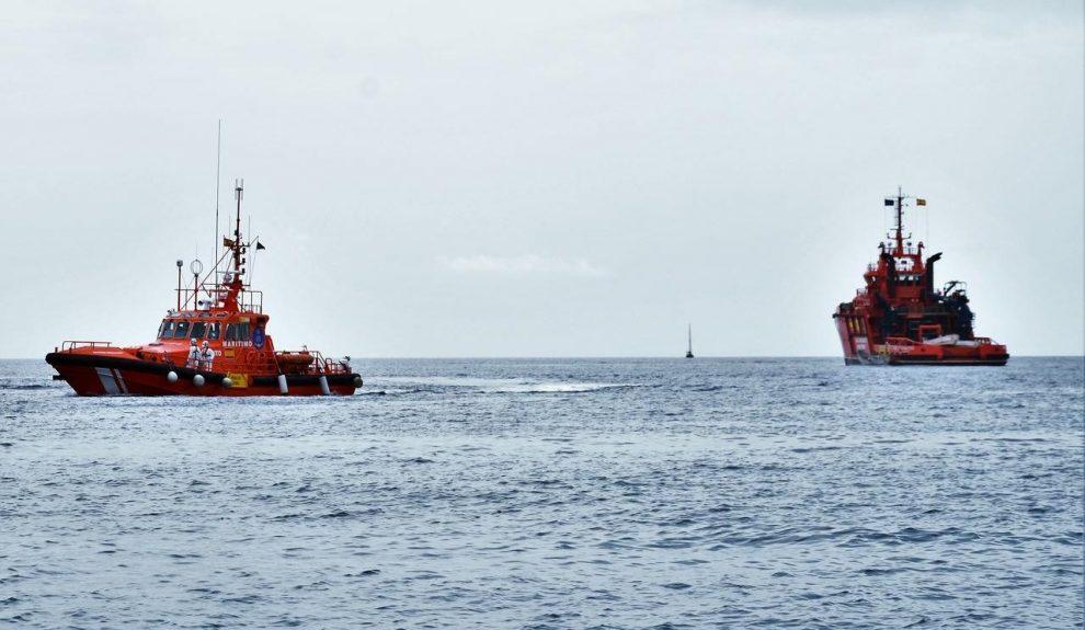 Salvamento marítimo | Foto: AYUNTAMIENTO DE MOGÁN