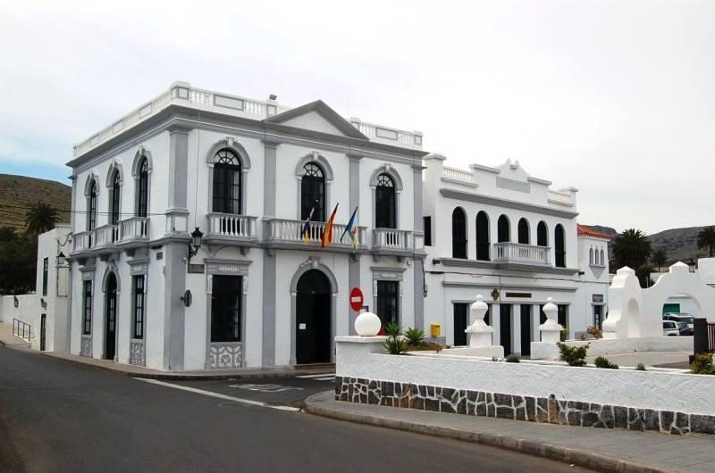 Ayuntamiento de Haría | Foto: ARCHIVO