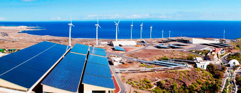 Energías renovables en Tenerife | Foto: ARCHIVO