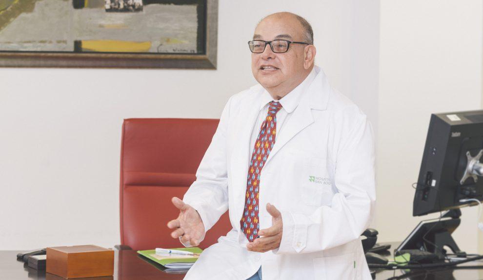 Dr. Antonio Acosta | Foto: HOSPITALES SAN ROQUE