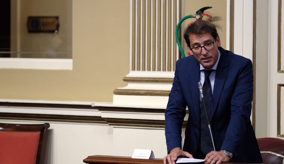 Iñaki Lavandera | Foto: PSOE