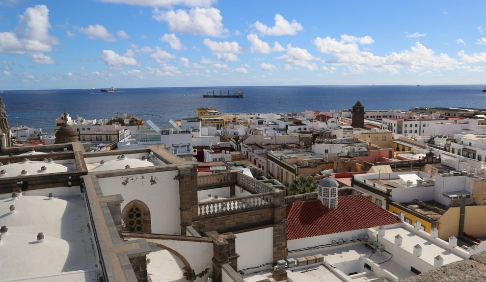Panorámica de Las Palmas de Gran Canaria | PIXABAY