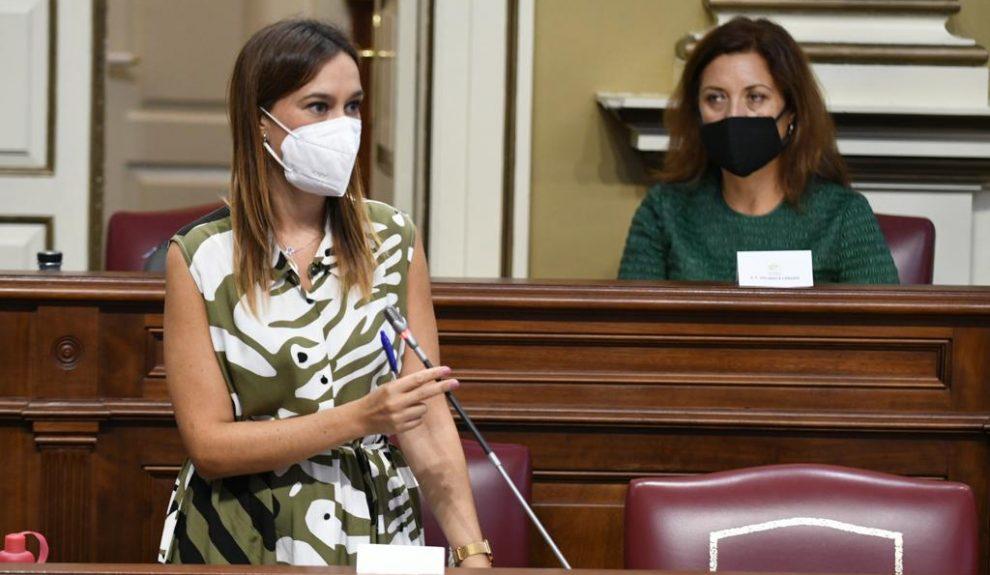 Nira Fierro   Foto: PSOE