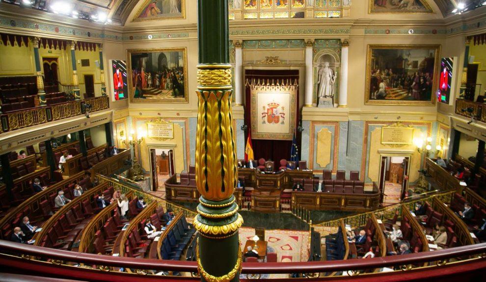 Pleno del 19 de noviembre de 2020 | Foto: CONGRESO DE LOS DIPUTADOS