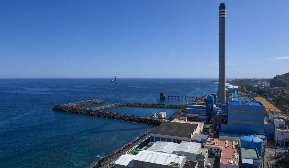 Planta desaladora de agua de mar de Emalsa | AYUNTAMIENTO DE LAS PALMAS DE GRAN CANARIA