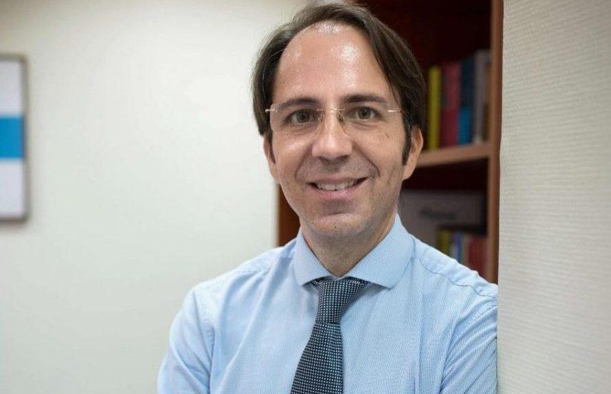 Gerardo Pérez Sánchez el pasado septiembre   GERARDO PÉREZ SÁNCHEZ