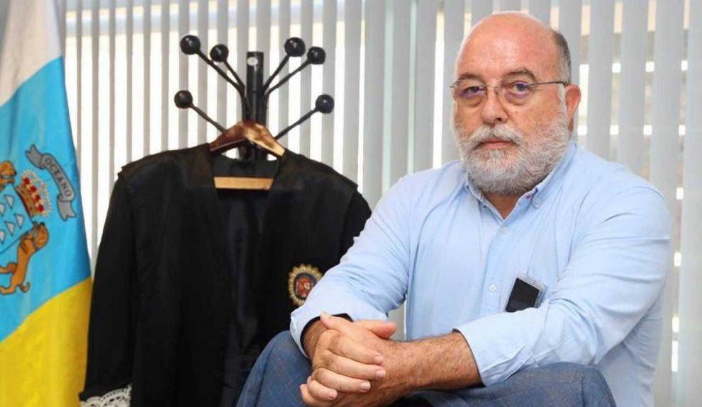 Arcadio Díaz Tejera el pasado noviembre | TVE