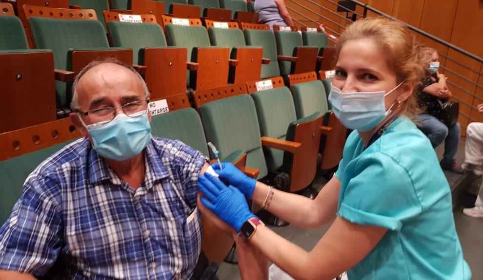 Vacunación al colectivo de 60 a 65 años | CONSEJERÍA DE SANIDAD DEL GOBIERNO DE CANARIAS