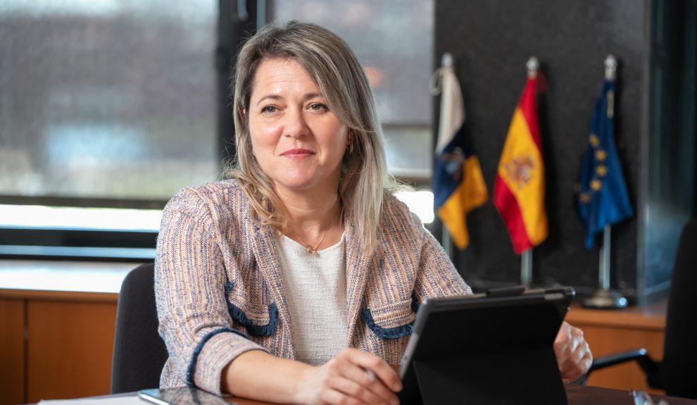Alicia Vanoostende   CONSEJERÍA DE AGRICULTURA, GANADERÍA Y PESCA