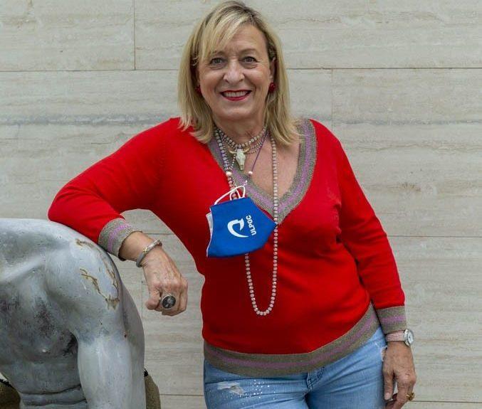Alejandra Sanjuán el pasado noviembre | ULPGC
