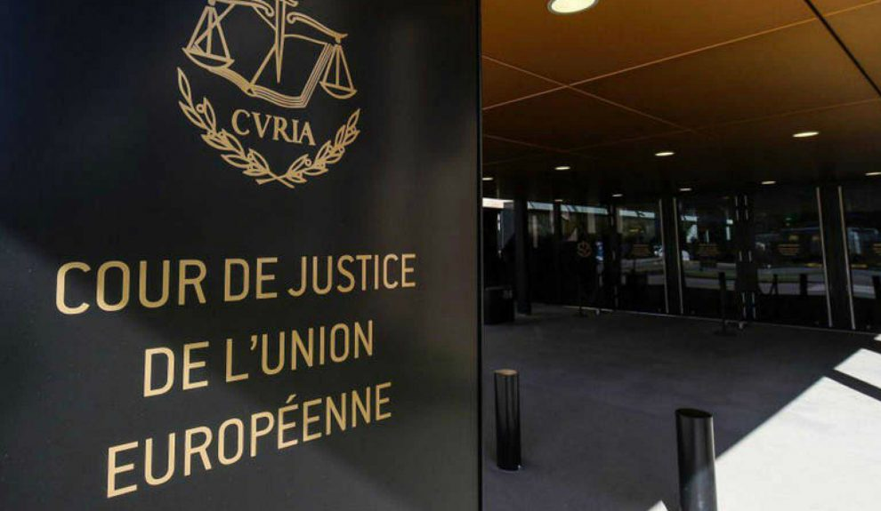 Entrada al Tribunal de Justicia de la Unión Europea | TVE