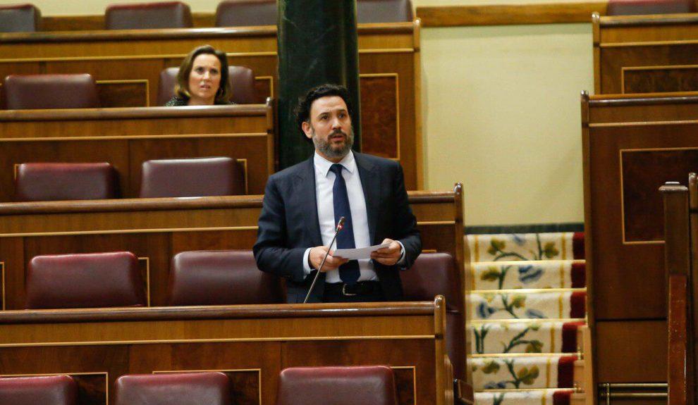 Guillermo Mariscal en el Congreso de los Diputados | PARTIDO POPULAR