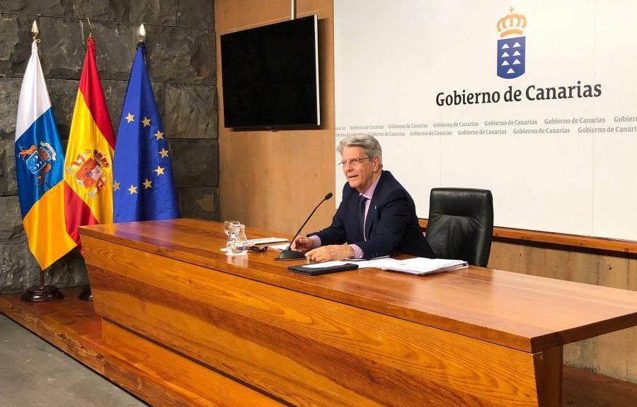 Julio Pérez | GOBIERNO DE CANARIAS