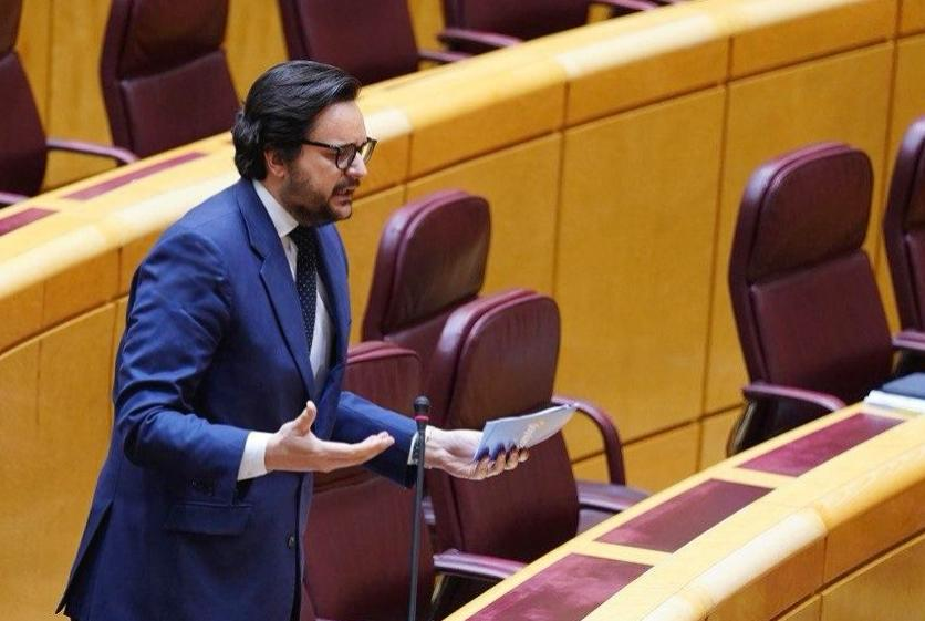 Sergio Ramos interviene en el Senado | PARTIDO POPULAR