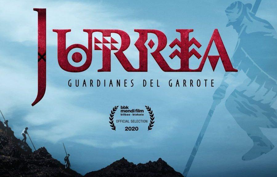 "Cartel del documental ""Jurria. Guardianes del garrote"" | PEDRO CUBILES"