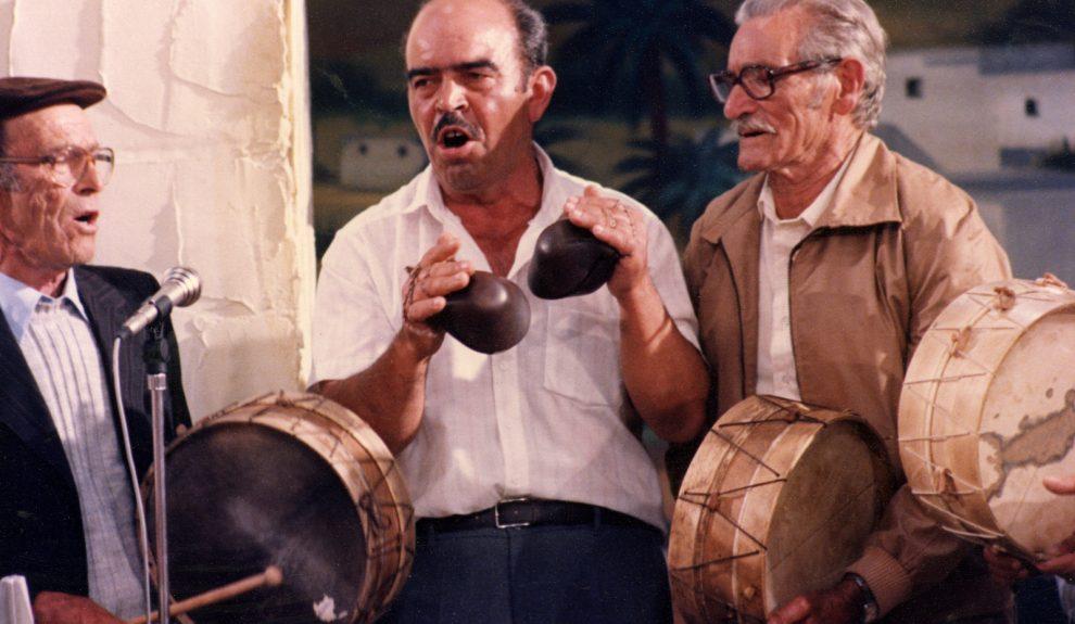 Baile del tambor | CEDIDA POR DIEGO CHINEA