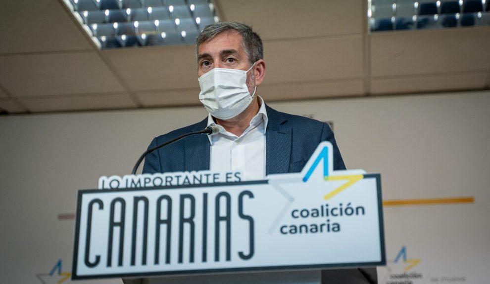 Fernando Clavijo   COALICIÓN CANARIA