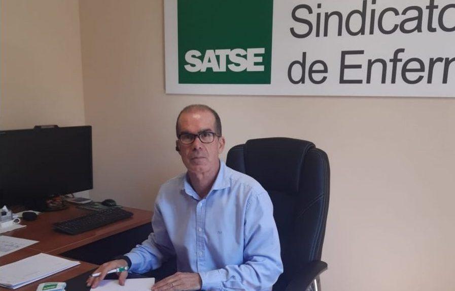 Leopoldo Cejas | SINDICATO DE ENFERMERÍA SATSE