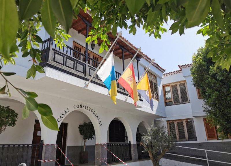 Casas consistoriales | AYUNTAMIENTO DE VEGA DE SAN MATEO