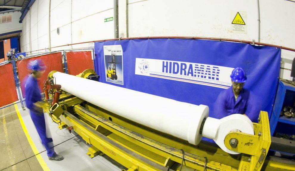 Trabajadores de los astilleros | HIDRAMAR
