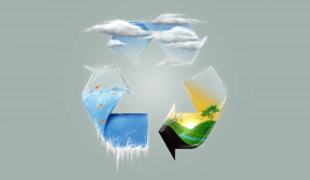 Ciclo del reciclaje del agua | ARCHIVO