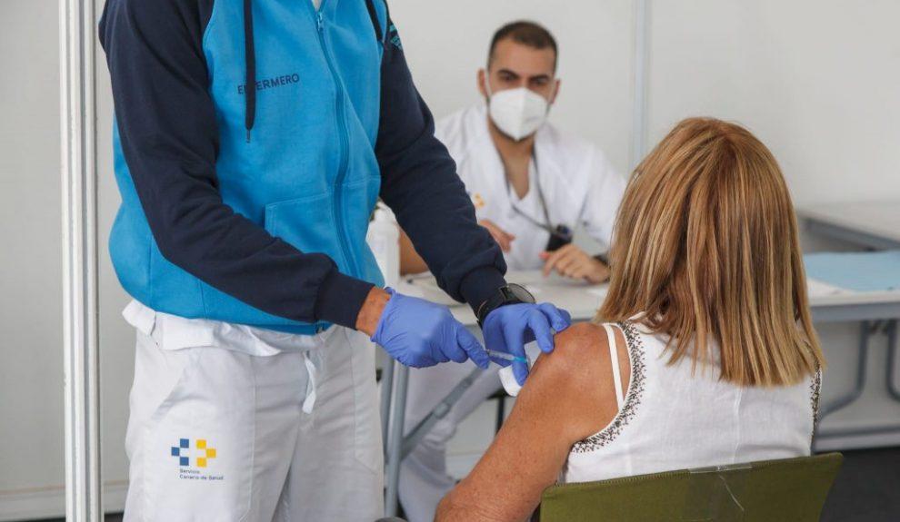 Vacunación contra la covid | GOBIERNO DE CANARIAS