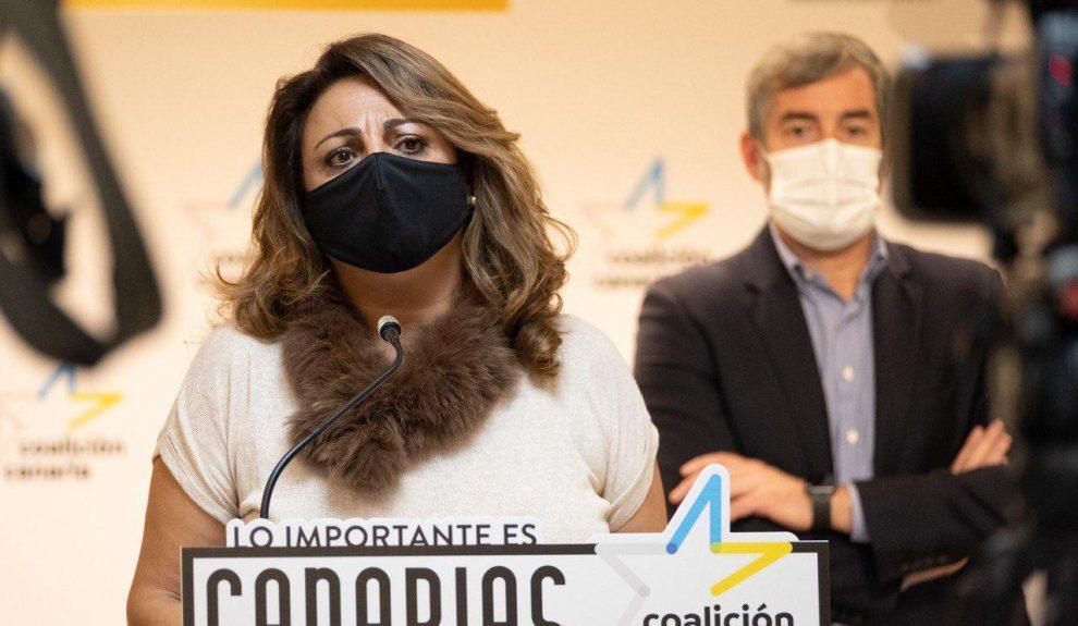 Cristina Valido   COALICIÓN CANARIA