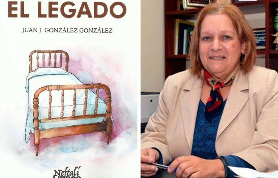 Fidela Velázquez y el libro que prologó | EL ESPEJO CANARIO