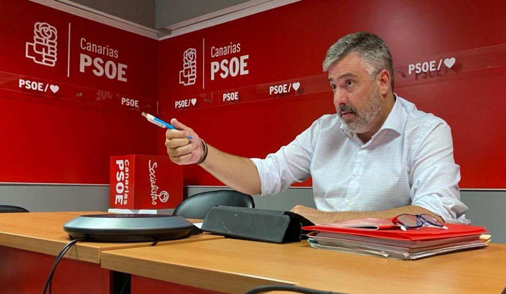 Jorge González   PSOE CANARIAS