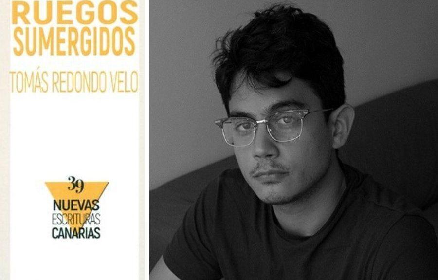 Libro y autor (foto: Carlos A. Schwartz vía Gobierno de Canarias) | EL ESPEJO CANARIO