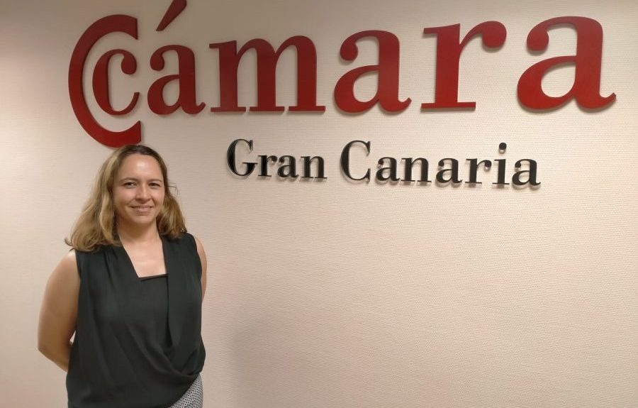 Anabel Rivero   CÁMARA DE COMERCIO DE GRAN CANARIA