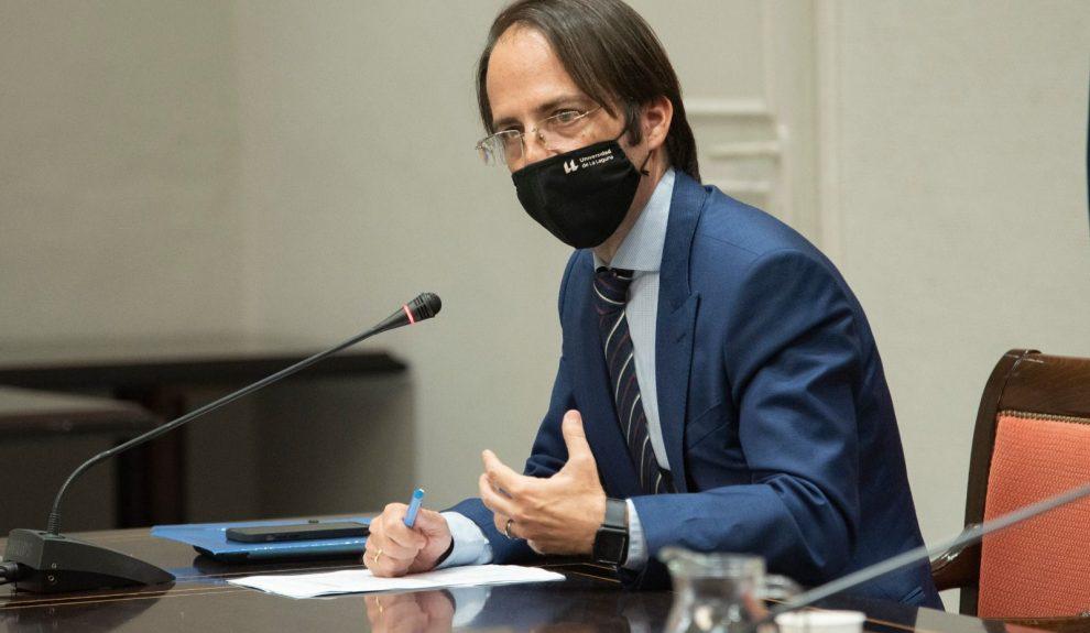 Gerardo Pérez Sánchez | PARLAMENTO DE CANARIAS