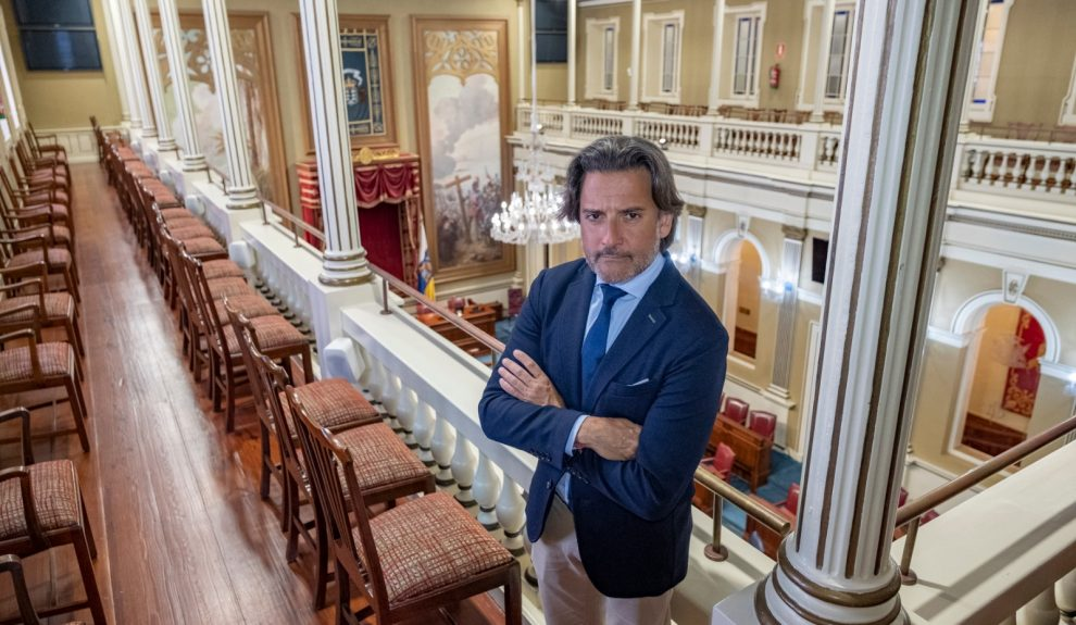 Gustavo Matos | PARLAMENTO DE CANARIAS
