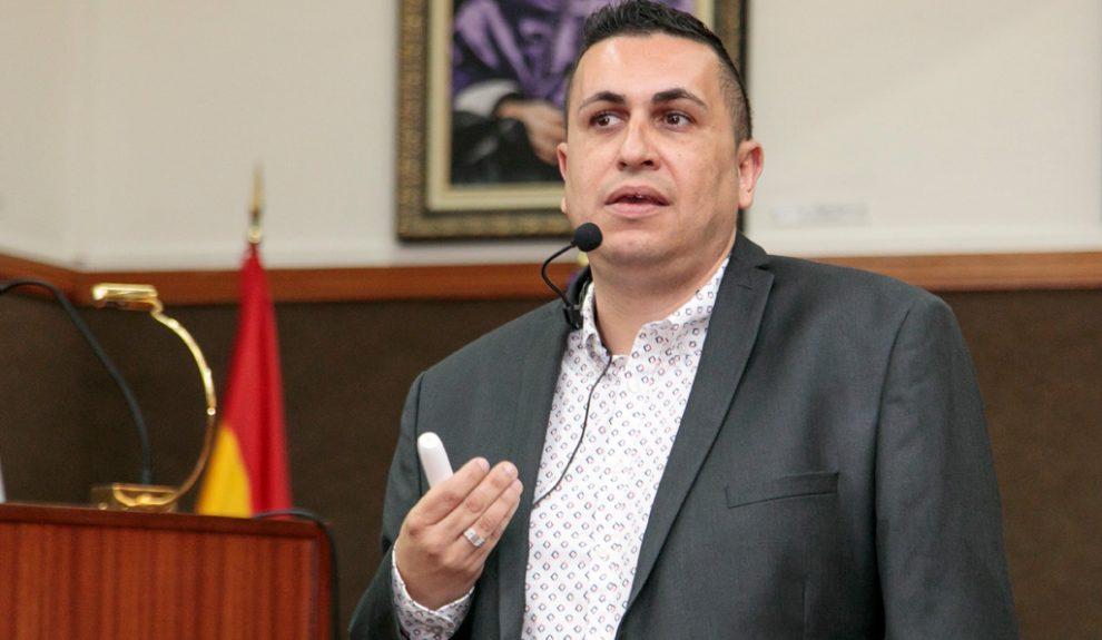 Jacob Lorenzo   EMÉRITO SUÁREZ - ULL